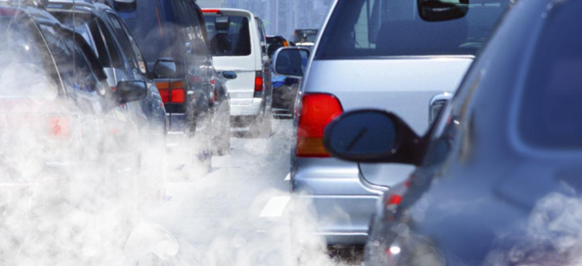 Air pollution linked to asthma